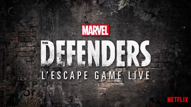 Netflix - Defenders