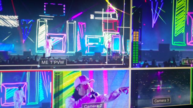 Universal Music - Concert Nekfeu