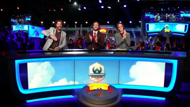 Blizzard - Overwatch World Cup