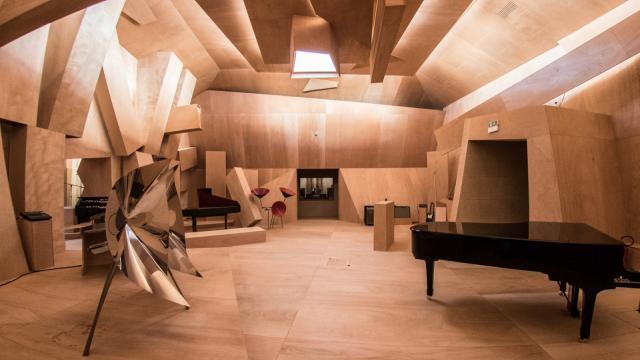 Studio Veilhan - Biennale de Venise